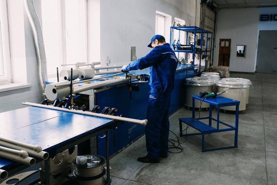 Производство ейрлифтов очистка сточных вод