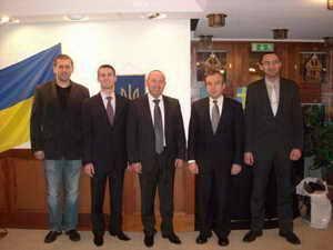 """Презентація компанії ТОВ """"UKRBIOTAL"""" у Посольстві України в Швеції"""