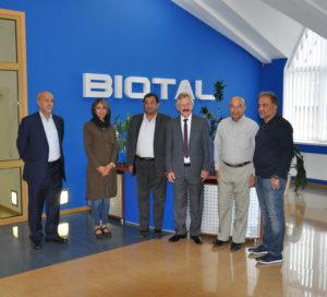 Підприємство відвідала делегація з Ірану