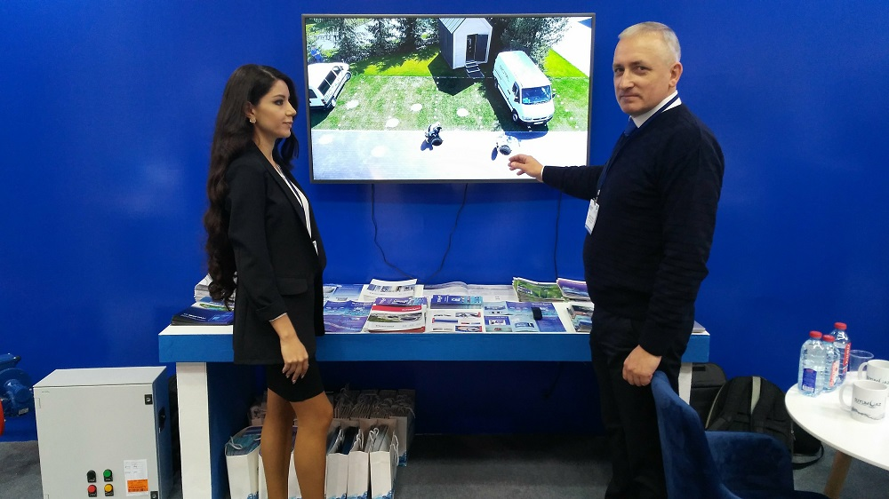 "Виставка ""9th Azerbaijan International Environmental Exhibition""."