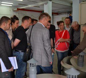 ТОВ «UKRBIOTAL» відвідали студенти та викладачі з Франції