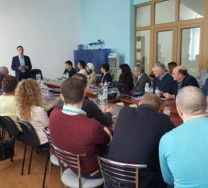 Annual seminar-meeting of representatives of LLC UKRBIOTAL